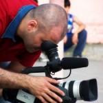 ビデオカメラマン